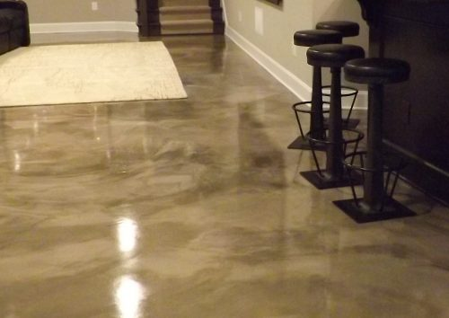 epoxy flooring for residential