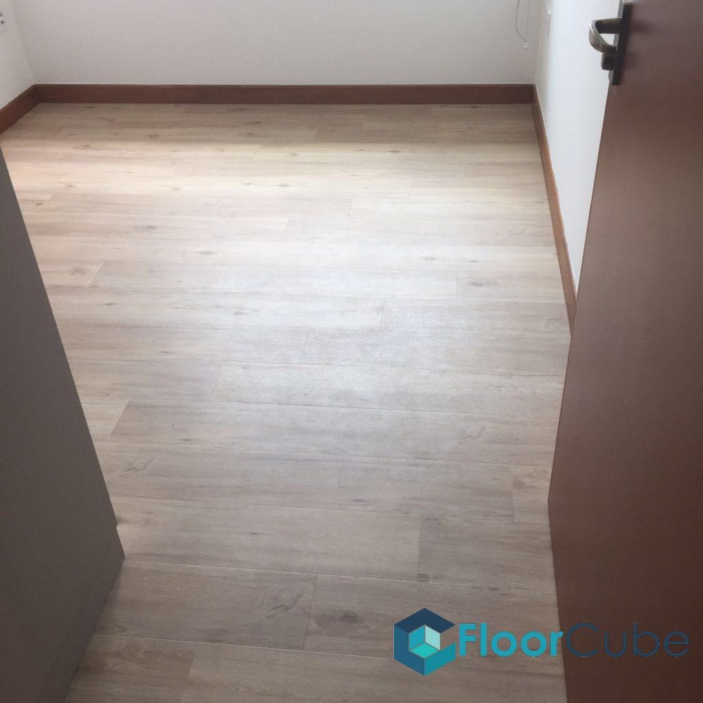 Hdb Telok Blangah Heights Floorcube Vinyl Flooring And