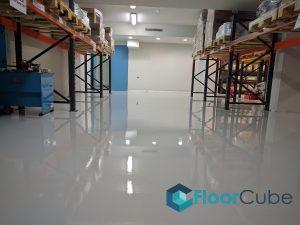 Self levelling Epoxy Flooring contractor floorcube vinyl flooring tiling singapore